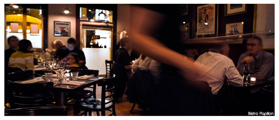 Bistro Papillon Sydney French Bistro Accommodate Up To 40 People