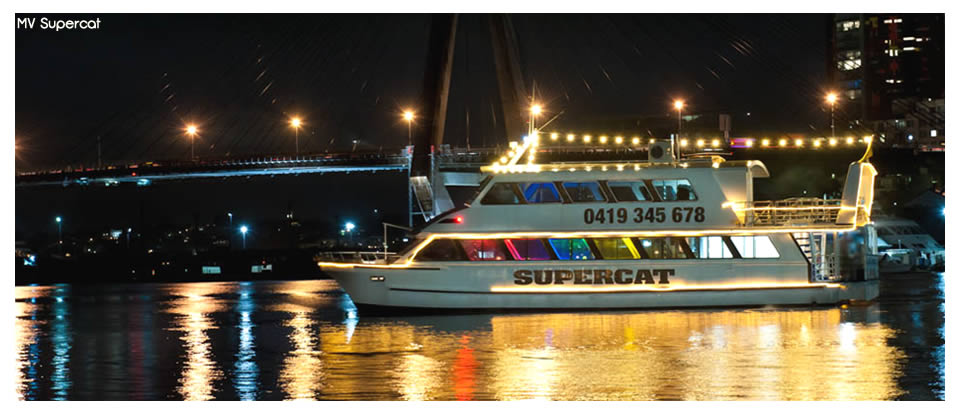 MV Supercat Cruise