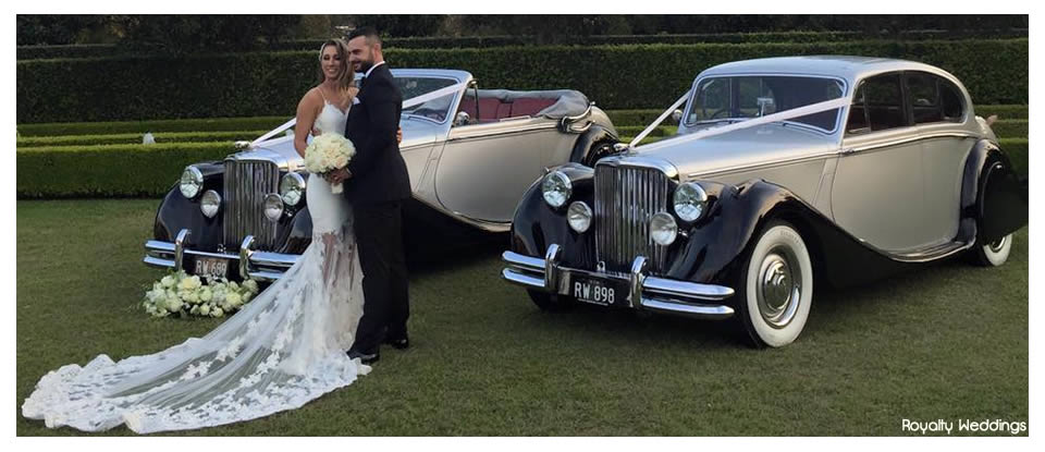 Royalty Weddings Car Hire Sydney | Rolls Royce Hire, Mark 5 Jaguar Sedan  And Convertible