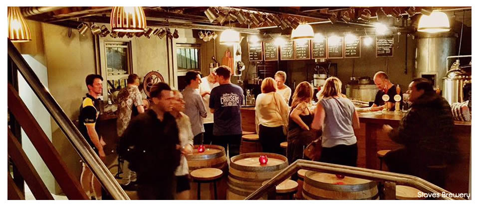 Staves Brewery Venue Hire Glebe Birthday Parties