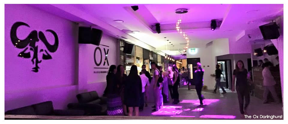 The Ox Darlinghurst Bar Venue Hire Birthday Parties