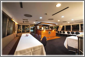 Vagabond Cruises Indoor